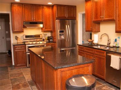 Dayton Kitchen Remodelling And Design James Construction And - Kitchen remodeling dayton ohio